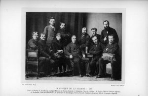 La Clinique du Charité, 1881