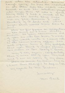 Lola Baird letter, 1944, page 3