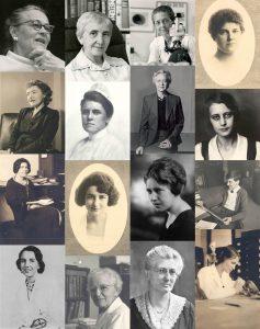 Early Women at Washington University School of Medicine