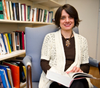 Alisha Rankin, PhD