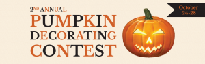 Pumpkin Contest Banner