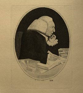 William Cullen, 1781, in Kay's original portraits Vol 1, 255