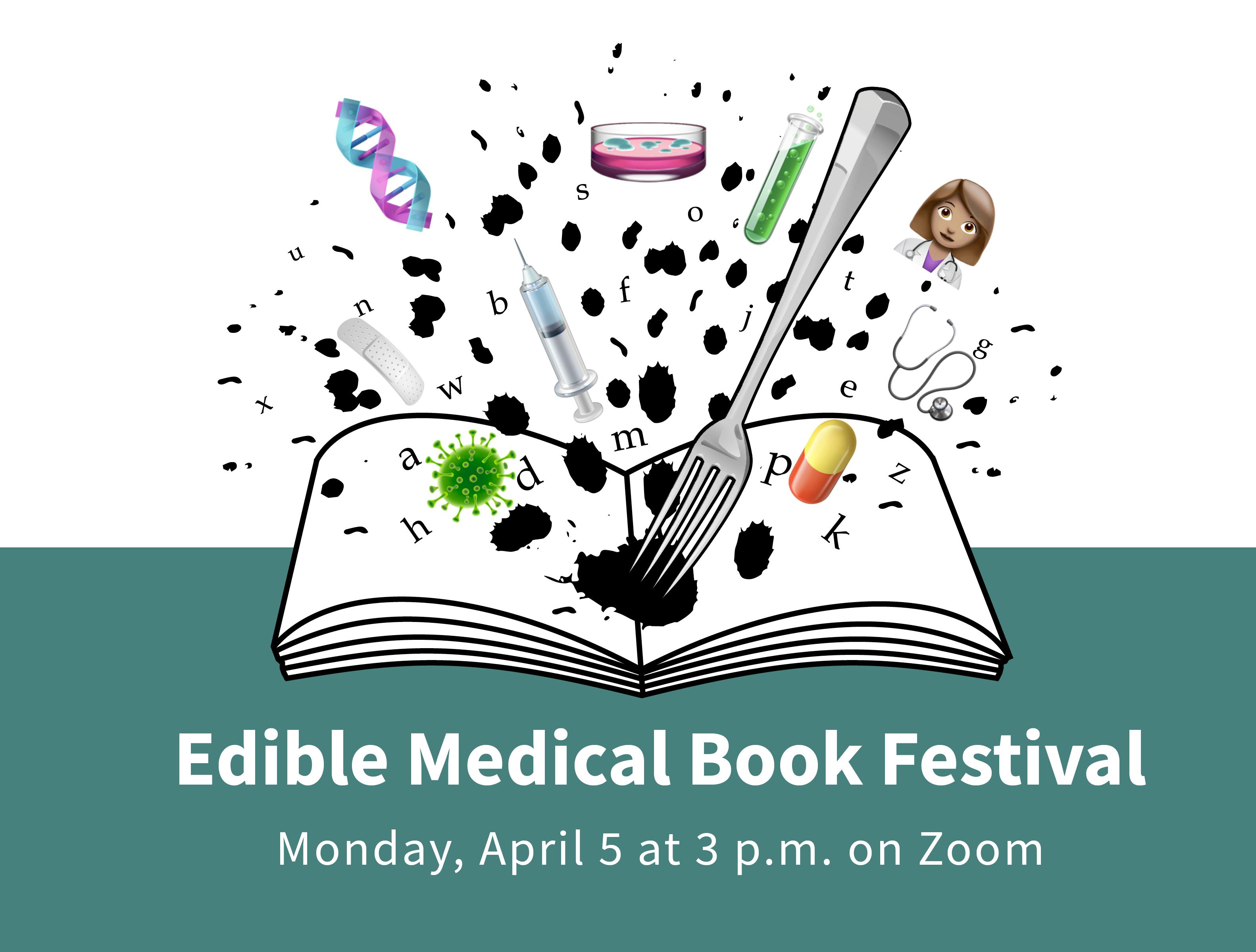 Edible Medical Book Festival